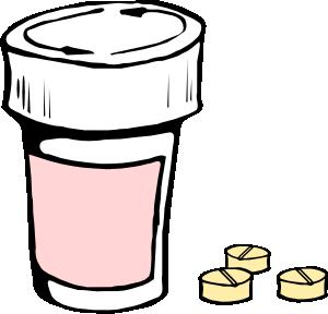 желтоватые таблетки возле упаковки с розовой этикеткой